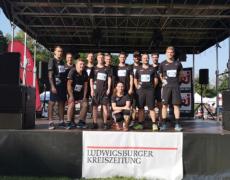 Firmenlauf in Ludwigsburg